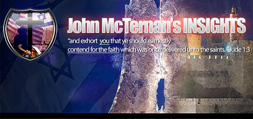 John McTernans Insights Blog: February 9,10, 2021