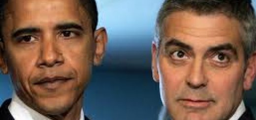 Obama and Cloney Homosexual Fund Raising