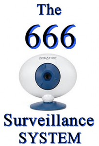 The Cover of Tract Which Warns of the Coming 666 System