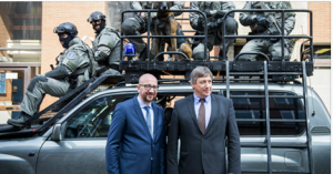 Belgian Prime Minister and Interior Minister