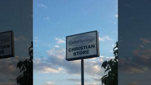 Cedar Springs Christian Store