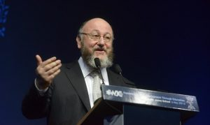 UK Chief Rabbi Ephraim Mirvis