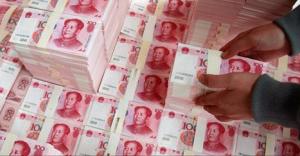 China devalues