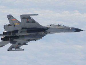 China war plane