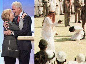 Clintons Saudis