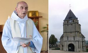 Father Jacques Hamel was murdered on July 26, in the church of Saint-Étienne-du-Rouvray, by Islamic jihadists