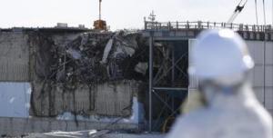 Fukushima robots