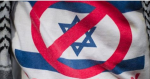 Israel hatred