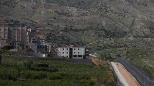 Israeli claim over Golan