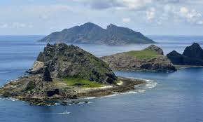Senkaku island. Could these islands be the cause of WW3