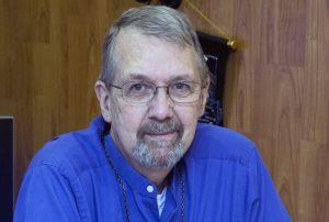 American pastor Jim Mulcahy