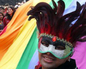 LGBT parade