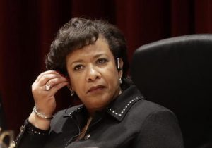 US attorney general, Loretta E. Lynch