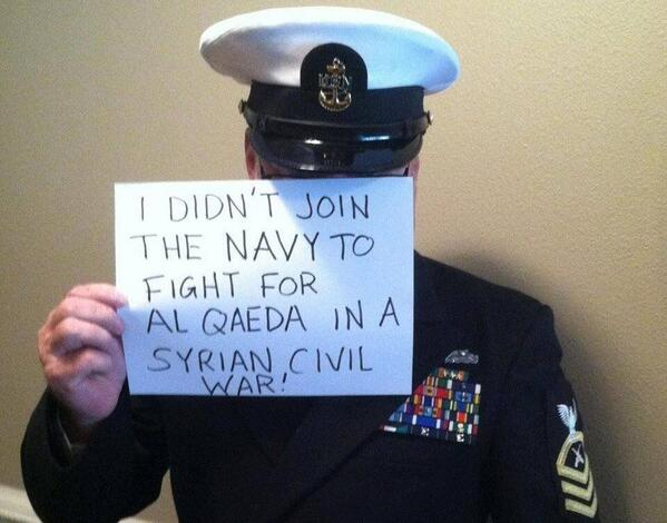 Military in Mutiny Against Obama?