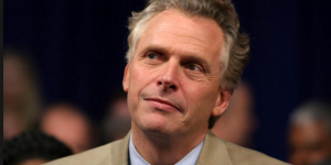 Terry McAuliffe, Virginia's governor, wreaked havoc among Republicans with an executive order giving 206,000 convicted felons the right to vote