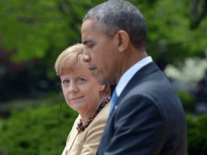 Merkel & Obama