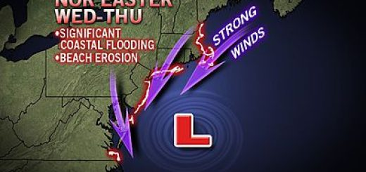 As NY Governor Rejects Message About Homosexual Marriage and Hurricane Sandy, another Powerful Storm is Heading toward NYC