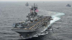 US military: Iranian behavior getting worse in Persian Gulf
