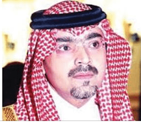 Saudi businessman