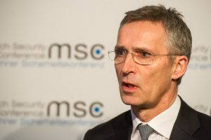 Jens Stoltenberg, Secretary General of NATO
