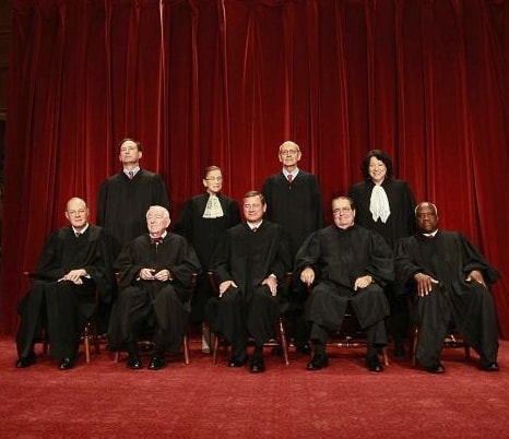 The Supreme Court of Sin