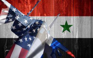Syrian faceoff