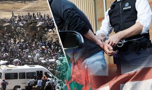 Syrians arrested