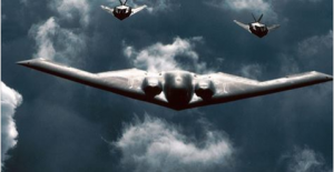 US nuclear bomber