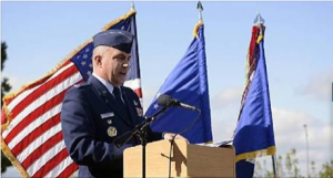 Schriever Air Force Base colonel