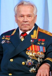 The man who invented the AK 47