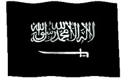 Islam's black flag of Jihad