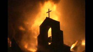church-burning