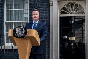 David Cameron resigns after Brexit