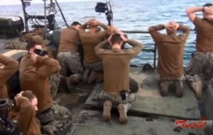 Detention of US Navy sailors in January