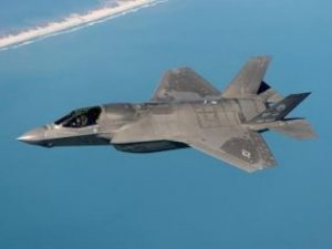 """Adir"" the F-35A Lightning II"