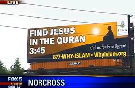 The Muslims are inviting us to call.