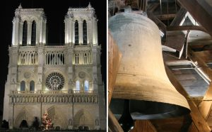 Will France soon forbid the ringing of Notre Dame's bells? It happened already in Boissettes, and on the outskirts of Metz, where the bells of the church of Sainte Ruffine have been forced by the state authorities to keep silent. Meanwhile, the muezzin's calls to Islamic prayer continue to broadcast
