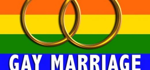 Gay Marriage and Stock Market Meltdown
