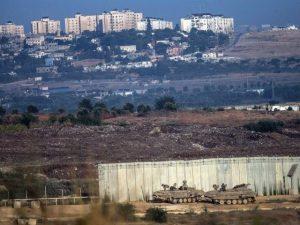 Gaza wall