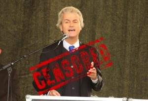"By prosecuting Dutch member of parliament Geert Wilders for making ""politcially incorrect"" statements, Dutch courts are behaving like a religious court. They are trying to regulate public expression and opinion when it comes to the followers of one religion"
