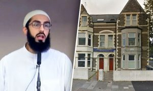 Ali Hammuda gave made the comments during a talk at the Cardiff mosque