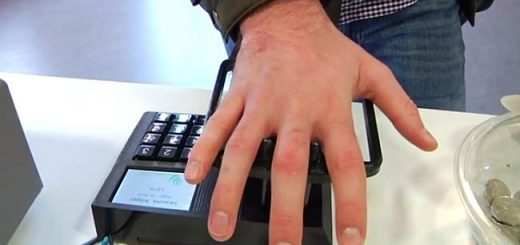 Hand Scanner: a step towards Mark of the Beast