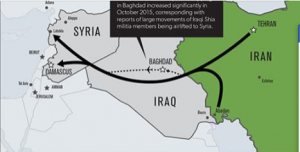 Iran's airbridge to Syria