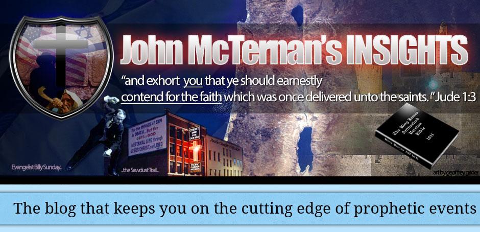 John McTernan's Insights