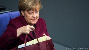 Angela Merkel of Germany
