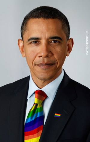 It Appears  His Main Goal is Promoting Homosexual Agenda