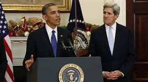 Obama and Kerry determined to divide Israel and bring God's judgment on America