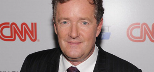 Piers Morgan who wants to rewrite the Bible to make it homosexual friendly