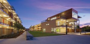 Pitzer College residential halls