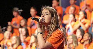 Prestonwood Baptist Church's youth choir